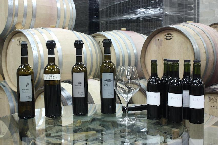 Mas Alta – Spitzenweine aus dem Priorat